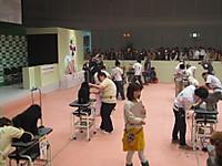 トリミングコンテスト全国大会 出場♪